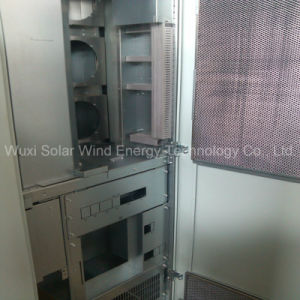 New Energy Control Cabinet CNC Sheet Metal Fabrication