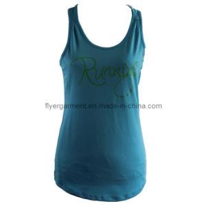 Woman′s 100% Polyester Dri-Fit Sport Vest