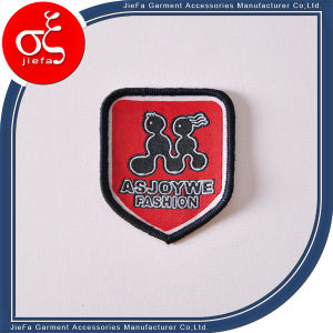 High Quality Clothing Custom Woven Patch/Clothing Patches pictures & photos