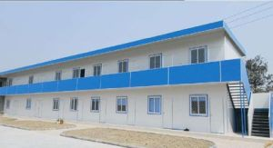 Fast Assembled and Dismantled Quality Prefab Worker Accommodation/ Dormitory/ House pictures & photos