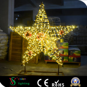 2017 New Outdoor Christmas Motif Light pictures & photos
