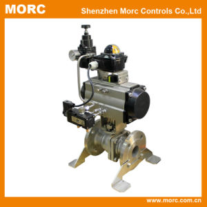 Pneumatic Control Ball Valve-on/off Type