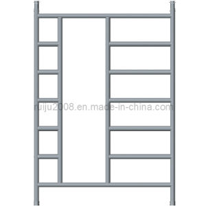 5 Rung Aluminum Frame with Door pictures & photos