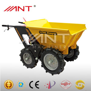 Mini Dumper with 4 Wheels Drive By250 pictures & photos