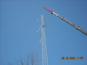 Steel Telecommunicate Tower --- Lattice pictures & photos
