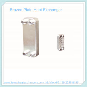 Brazed Plate Heat Exchanger in Air Conditioner pictures & photos