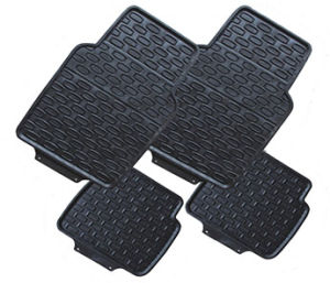 PVC and Rubber Car Mat pictures & photos