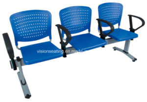 Plastic Waiting Reception Visitor Guest Area Room Hall Chair (8005) pictures & photos