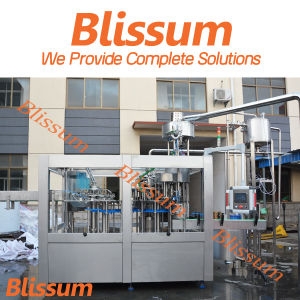 Automatic Washing Filling Capping 3 in 1 Equipment pictures & photos
