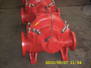 Omega 100-310 Split Casing Fire Fighting Pump pictures & photos