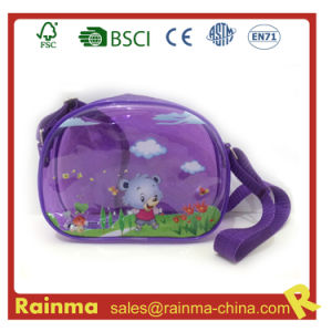 PVC Shoulder Bag for Student pictures & photos