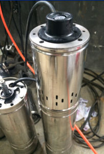 Stainless Steel Electric Submersible Water Pump (4QGD SERIES) 0.37kw/0.5HP pictures & photos