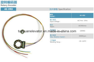 Rotary Encoder for Door Motor pictures & photos