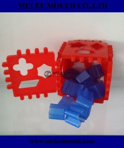 Plastic Intelligence Toy for Children Mould Export pictures & photos