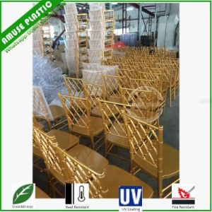 Plastic Clear Acrylic Crystal Wedding Chair pictures & photos
