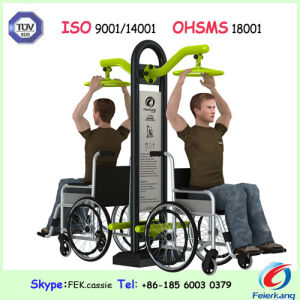 Body Disabled Push Chair Building Outdoor Fitness Equipment pictures & photos