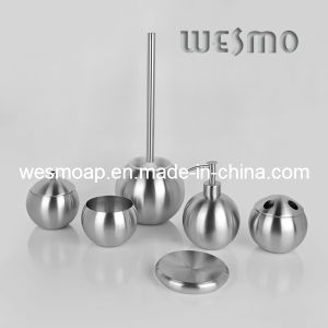 Stainless Steel Bath Set-Ball Shape (WBS0609A) pictures & photos