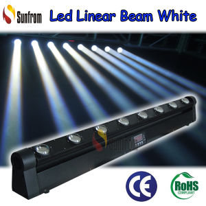 White Color 8 Pixel LED Linear Beam Bar Disco Light pictures & photos