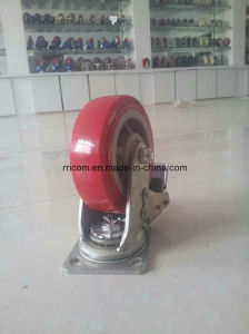 Many Size Adjustable Scaffold Caster Wheel pictures & photos