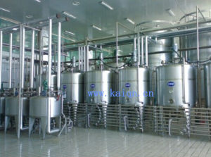Heating Cooling Tank Agitaor Mixing Tank Reaction Tank Holding Tank pictures & photos