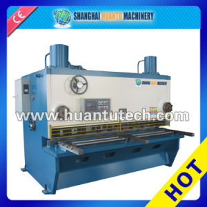 Steel Shearing Hydraulic Machine Cutting Machine (QC11Y, QC12Y) pictures & photos