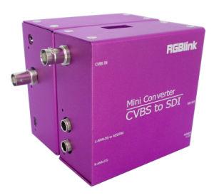 Msp 210c AV Cvbs Composite to Sdi Signal Converter