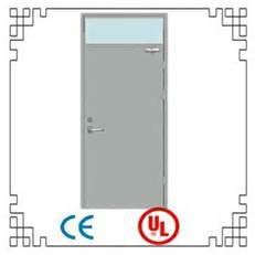 Steel Fire Rated Door with Excellent Quality and Manifold Style pictures & photos