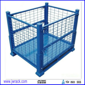 Warehouse Storage Steel Cage pictures & photos