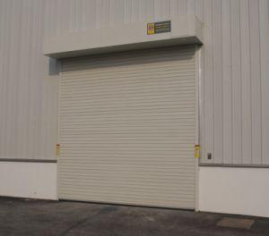 Roller Shutter Door -6 / CE Certified pictures & photos