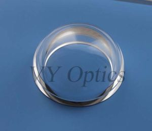 Optical Glass Hemisphere Dome Lens for Underwater Camera pictures & photos