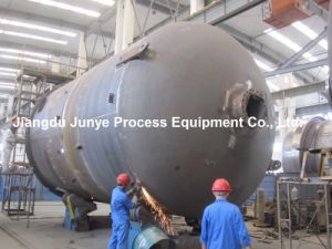 Dual Media Filter Pressure Vessels with Internal Rubber Lining pictures & photos