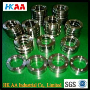 Ss304 Precision CNC Machined Components Stainless Steel Ring pictures & photos