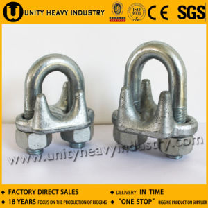 Large Supply U. S. Type Drop Forged G 450 Wire Rope Clip
