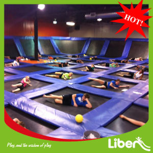 Ocean Theme Trampoline Park with Jumping Bed pictures & photos
