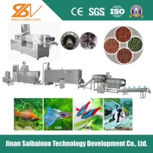 Fish Feed Processing Machine Line pictures & photos