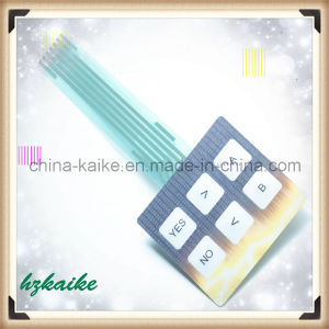 Polyester Membrane Keypad with Switch and LED pictures & photos