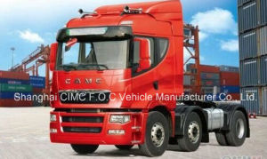 CAMC 4X2 6X2 Tractor Truck