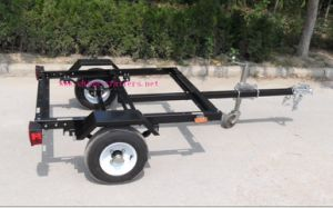 Utitity Trailer (TR0400) (Black Powder Coated) pictures & photos