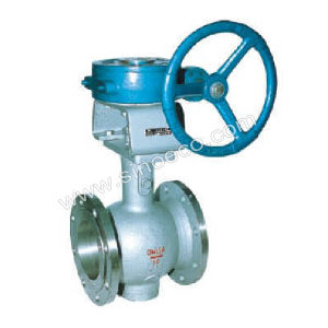 Carbon Steel Side Biases Half Ball Valve pictures & photos