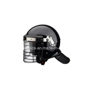 Best Quality Anti-Riot Helmet with Frame for Police Equipment pictures & photos