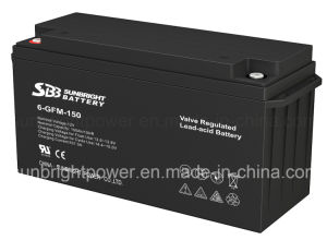 12V150ah UL Approve Rechargeable Sealed Lead Acid Battery pictures & photos