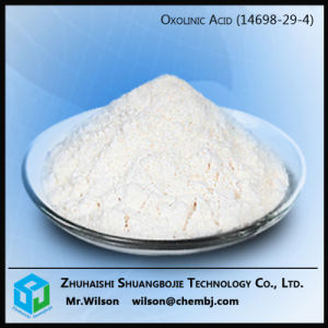 Veterinary Drugs Oxolinic Acid Powder 14698-29-4 pictures & photos