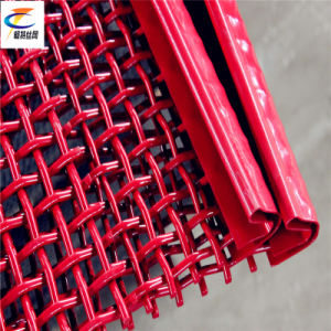 Vibrating Screen Spare Parts Sand Screen Mesh pictures & photos