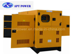 200kw Industrial Diesel Generator Set with Enclosed Canopy, Tad734ge Engine pictures & photos