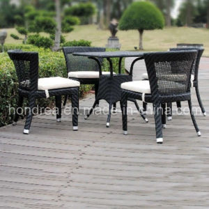 Nice Wicker Dining Set (HR-PD19)