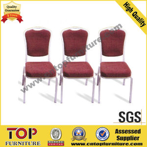 Steel Restaurant Hotel Meeting Stacking Banquet Chair pictures & photos