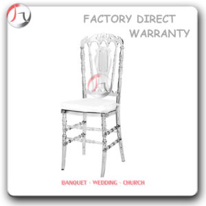 Chivalry Rent Stackable Transparent Throne Chair (RT-24) pictures & photos