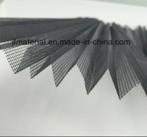 1m-3m Width PP, Fiberlgass, Polyester Material Plisse Window Screen pictures & photos