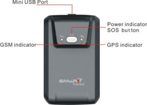 15 Days Long Standby Time Sos Geo-Fence Alarm GPS Tracker pictures & photos
