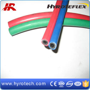 High Quality Oxygon and Acetylene Twin Welding Hose pictures & photos